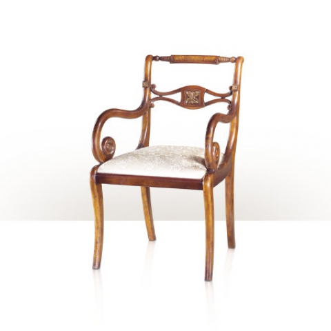 This Includes a Lyre Armchair