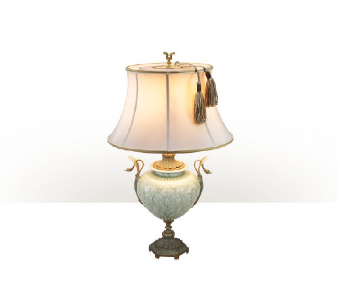 The Lamp of Swans