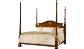 The India Silk Bed