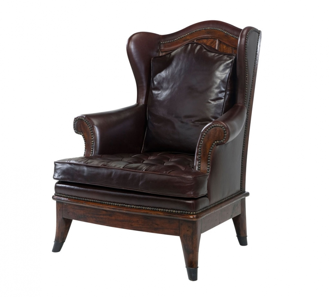 The Castle Fireside Chair