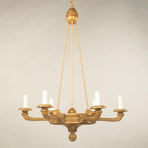 Courcelles Chandelier Vaughan Designs