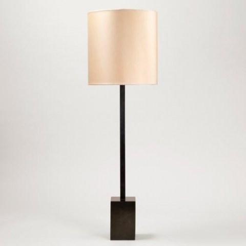 Cleveland Square Column Table Lamp