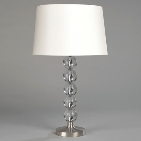 Grenoble Glass Lamp